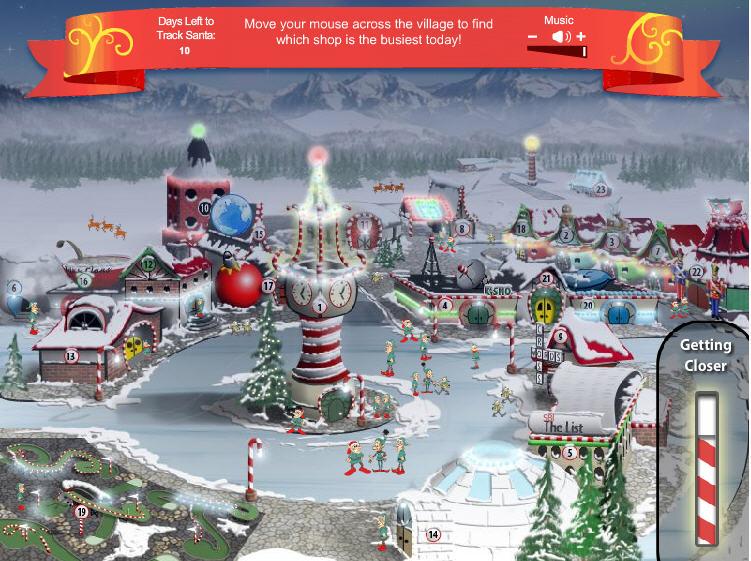 twelve days of christmas sites edutopia