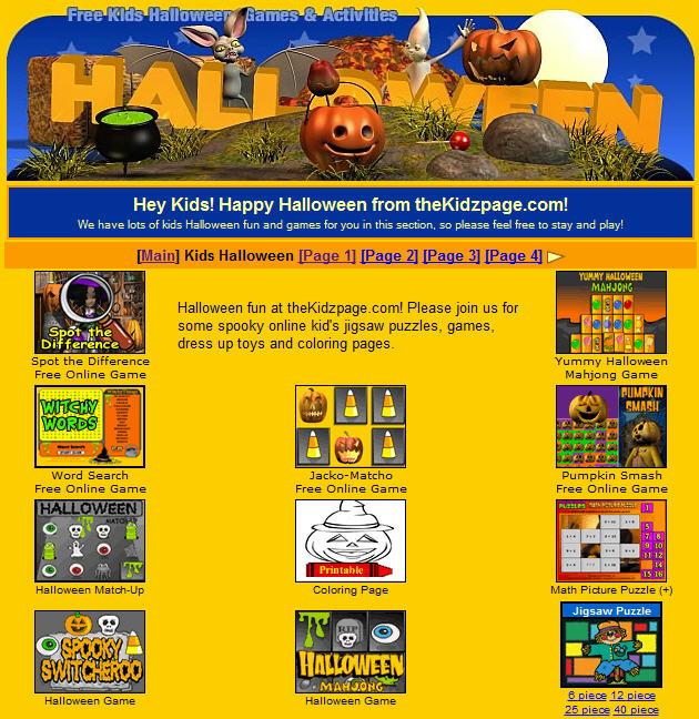 Halloween Ed Tech Ideas