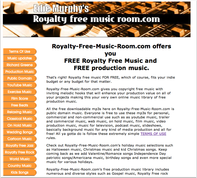 rock out your projects with royalty free music ed tech ideas